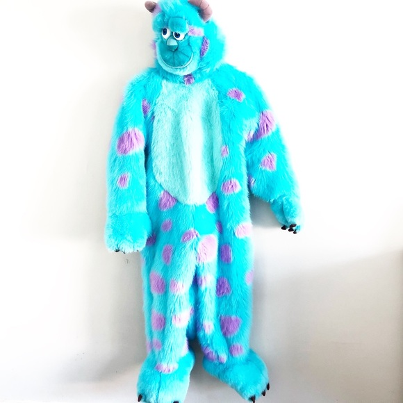 Disney Costumes Disney Store Pixar Monsters Inc Sully Costume Poshmark